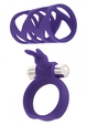 НАСАДКА TICKLER BUNNY RING SET PURPLE 10253TJ