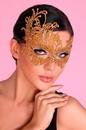 """маска """"Mask Golden"""" (OS, золотой) M0011"""