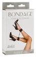 Поножи Bondage Collection Ankle Cuffs Plus Size 1052-02Lola